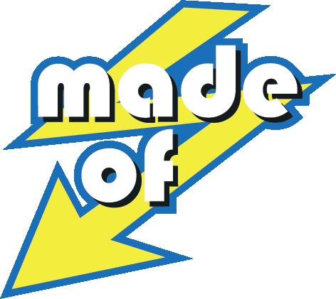Madeof